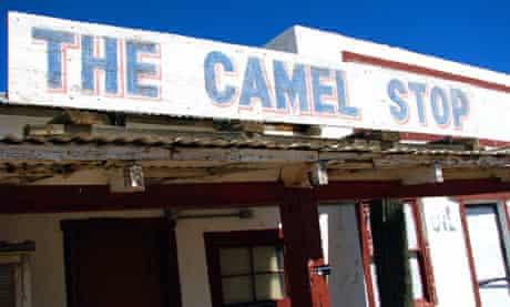 The Camel Stop, Quartzsite, Arizona