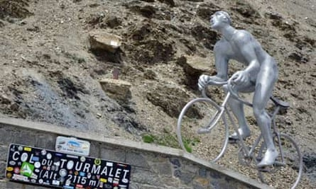 Tour de France: Col du Tourmalet