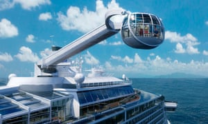 Quantum of the seas pod