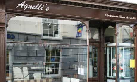 Agnelli's, Aberystwyth