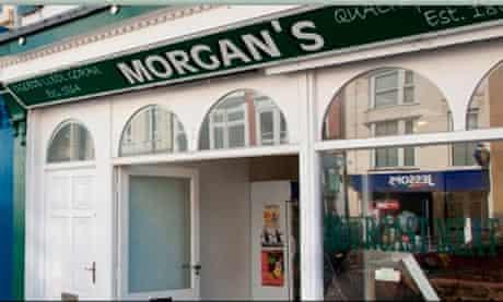 Morgans, Aberystwyth