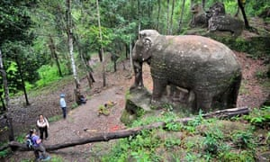 Cambodia's vast lost city: world's greatest pre-industrial site unearthed