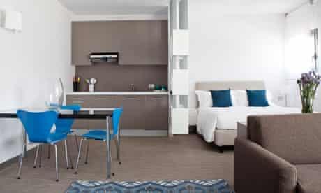 Only Apartments Milan studio