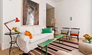 Baixa house apartment, Lisbon