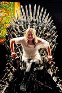 Game of Thrones exhibit in Amsterdam