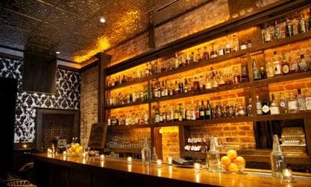 Wilson and Wilson bar, San Francisco