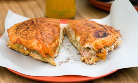 Mexico City S Best Street Foods And Stalls Travel The Guardian