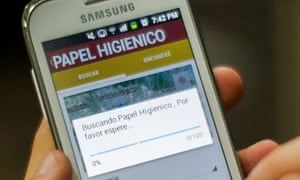 Phone App Helps Venezuelans Locate Scarce Food Supplies And