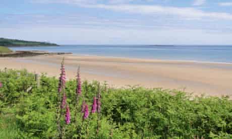 Traeth Yr Ora beach, Wales