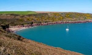 Top 10 'secret' beaches in Wales