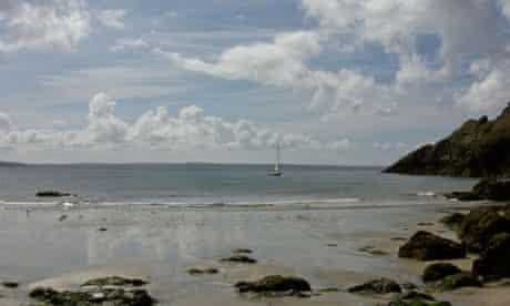 Porthmynawyd beach, near Newgale, Pembrokeshire