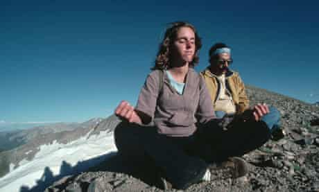 Meditation on the Continental Divide
