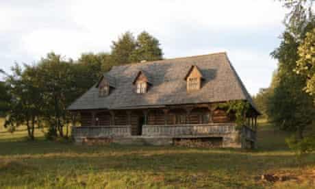 Casa Palaga, Romania
