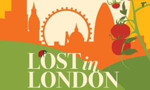 Lost in London cover