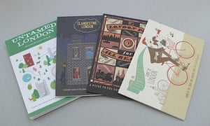 Herb Lester's collection of London maps