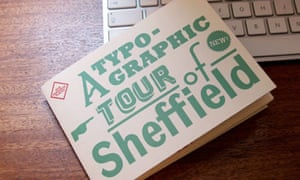 A Typographic Tour of Sheffield