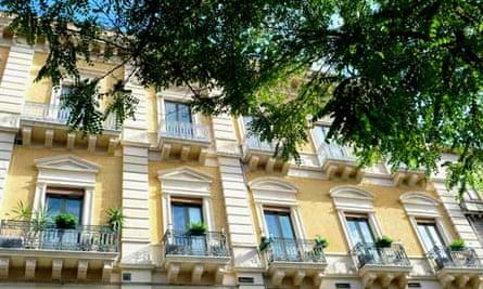 5 Balconi, Catania, Sicily