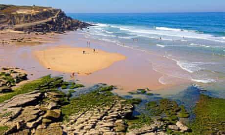 Praia das macas, Azenhas do Mar