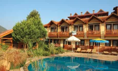 Palmetto Resort Hotel, Selimiye, Turkey