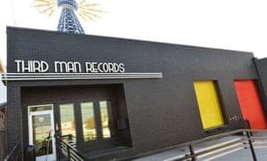 Third Man Records, Nashville
