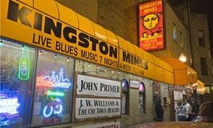 Kingston Mines blues club, Chicago
