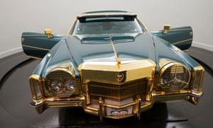 Isaac Hayes 1972 Cadillac El Dorado