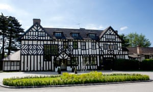 The outside of the new Laura Ashley hotel