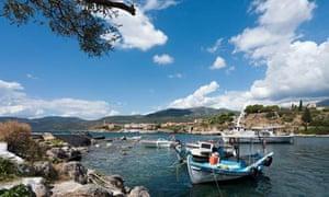 Kardamyli, Peloponnese, Greece