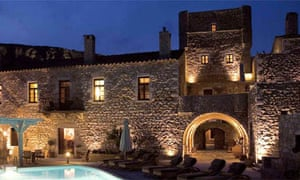 Kyrimai hotel, Gerolimenas, Greece