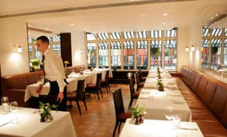 Quo Vadis restaurant, Dean Street, London