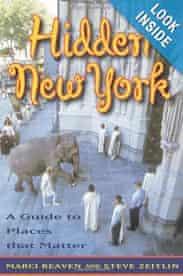 Hidden New York guidebook