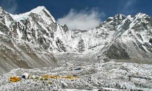 Nepal/Everest base camp.