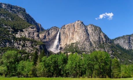Yosemite Great Falls, US