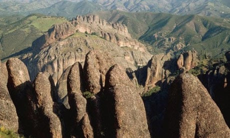 Pinnacles National Monument, California