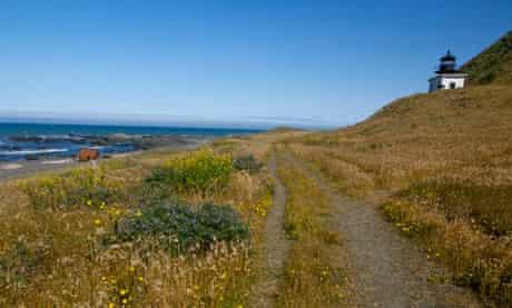 lost coast, California