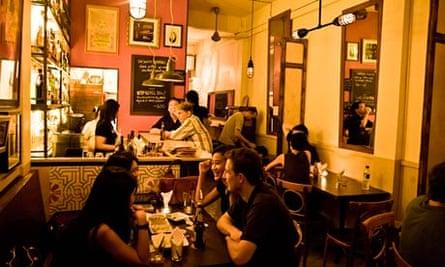 WTF bar, Bangkok