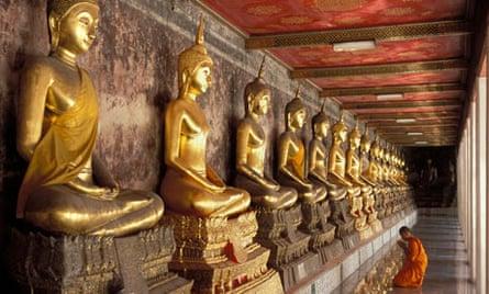 Wat Suthat temple, Bangkok