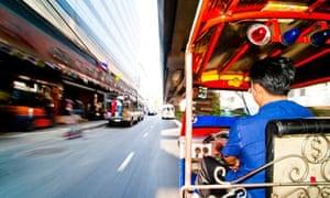 """""""Tuk tuk, Bangkok """""""