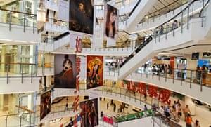 Central World Shopping Plaza, Bangkok