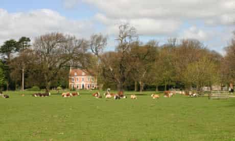 Brackenborough Hall farm, Lincolnshire