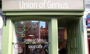 Union of Genuis, Edinburgh