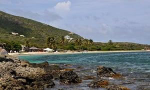 Cockleshell bay, St Kitts