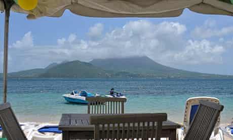 Banana Bay, St Kitts