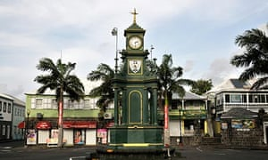 Piccadilly Circus, Basseterre