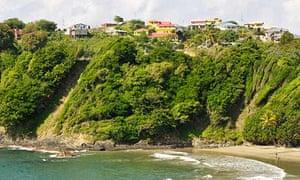 King Peter's Bay, Tobago