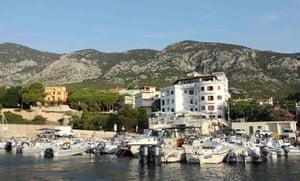 Hotel Bue Marino, Sardinia