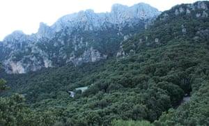 Cooperativa Turistica Enis, Sardinia