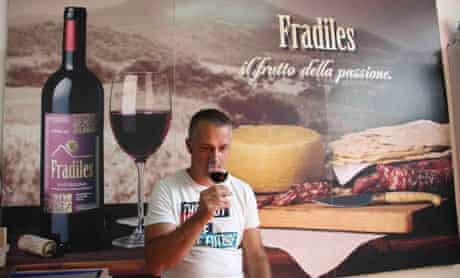Fradiles, Sardinia