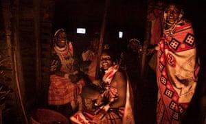 Maasai wedding, Loita Hills, Kenya