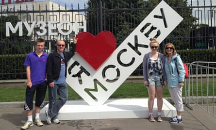 Moscow Greeters, Moscow